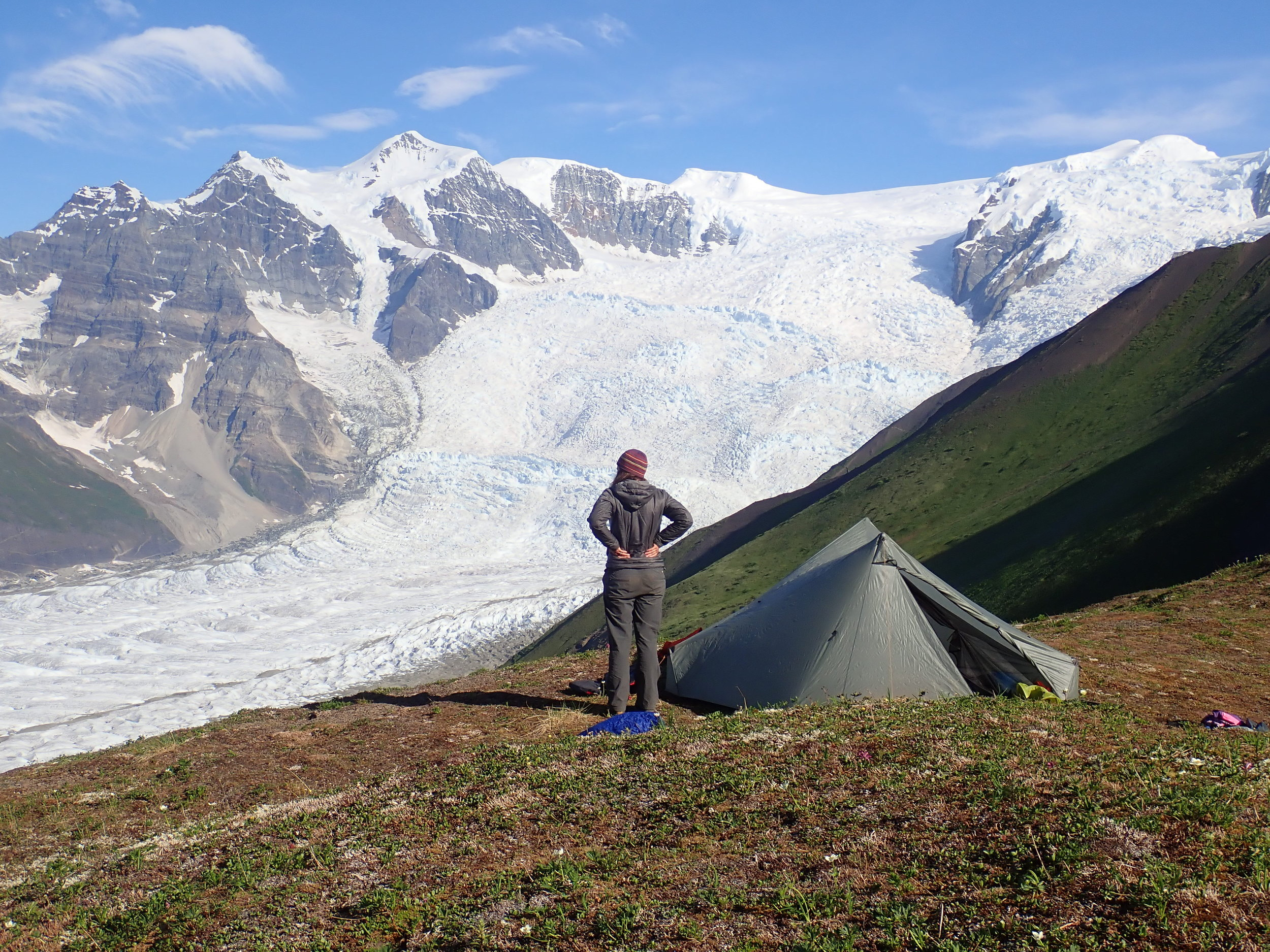 Learn self-reliance, backcountry navigation, and field data collection skills in one of Nature's greatest classrooms