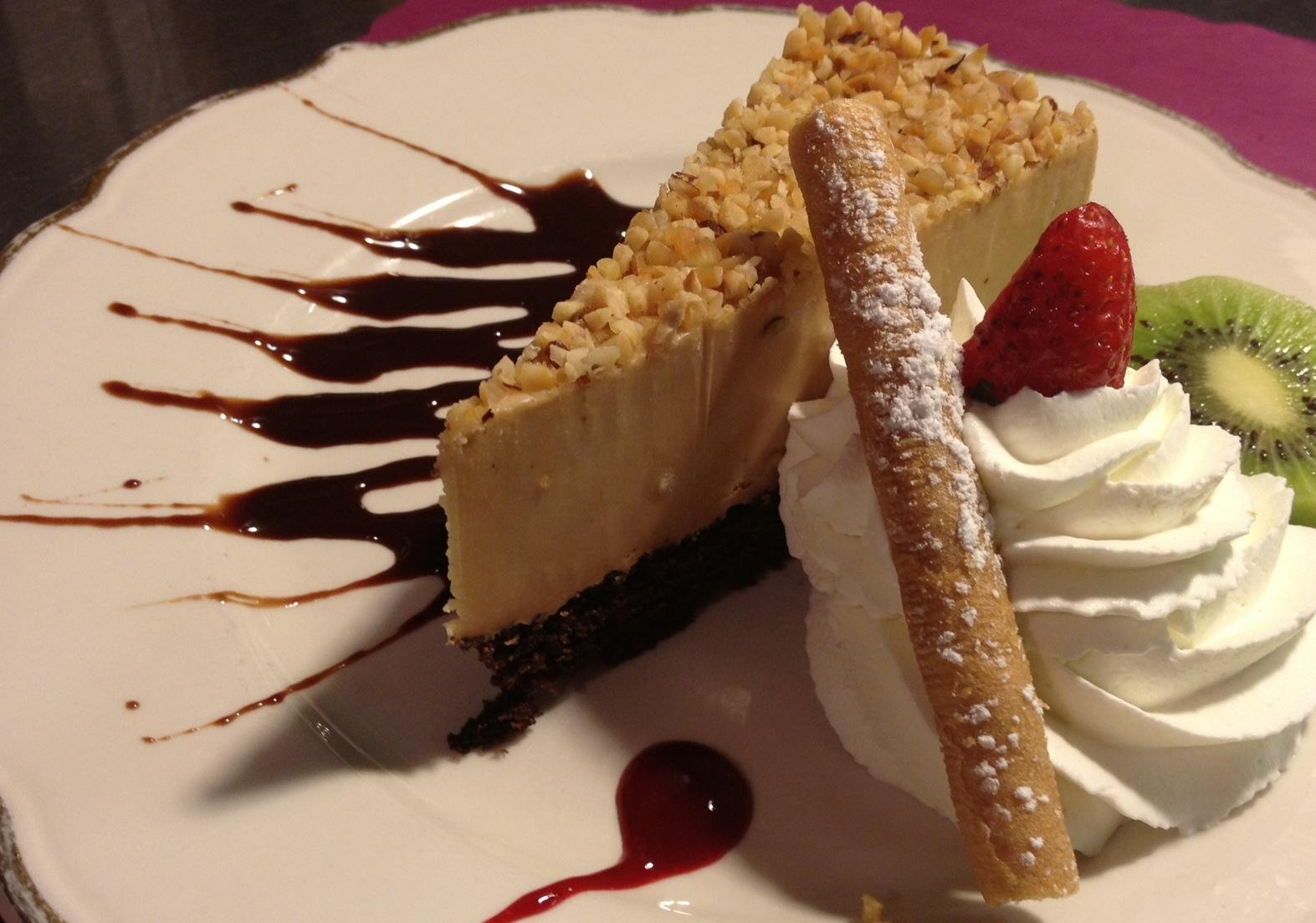 Hazelnut Mousse Cake SPECIAL