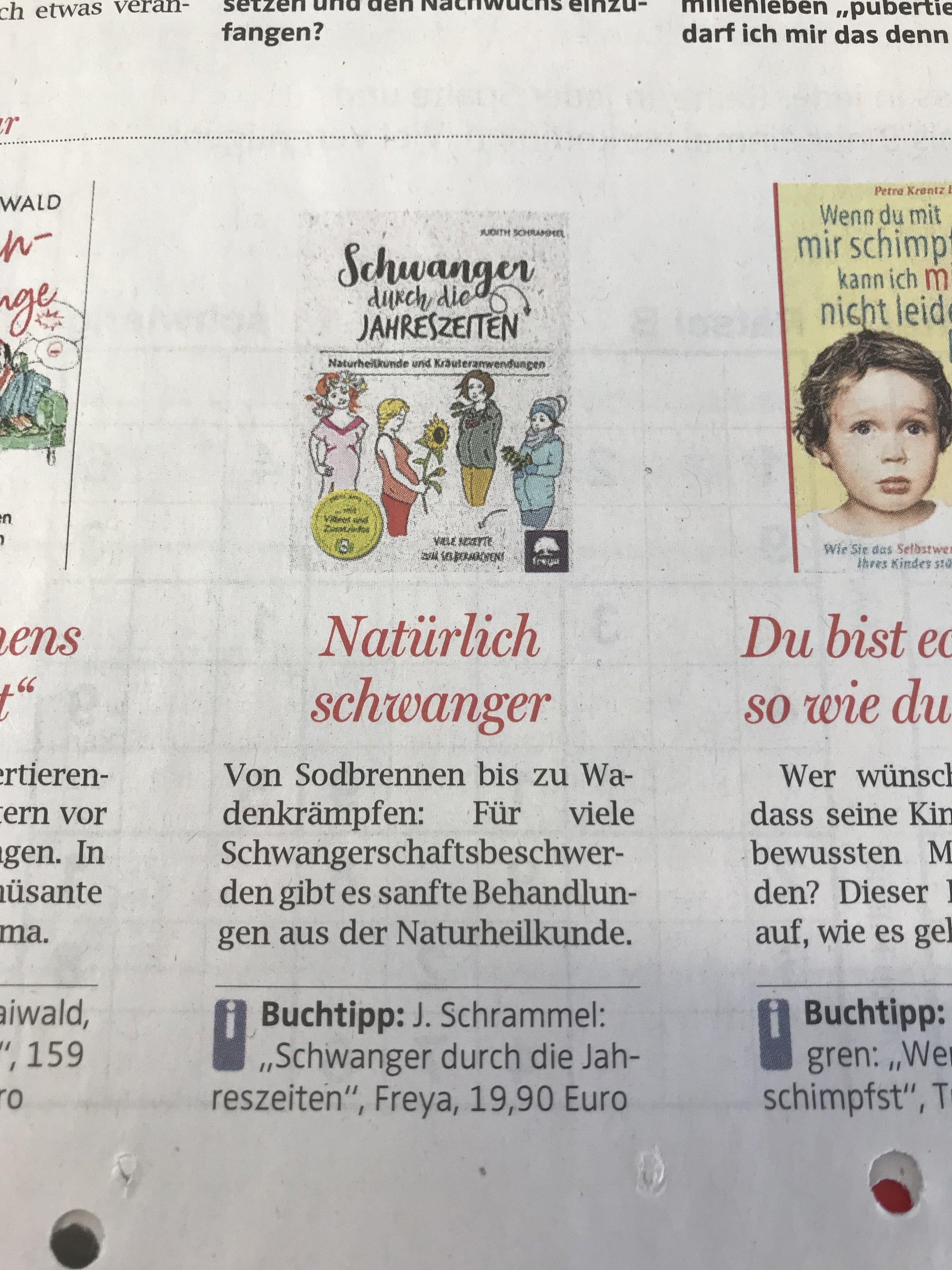 OÖ Nachrichten, April 2019