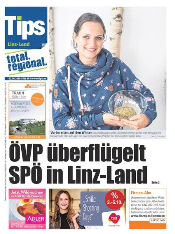 Tips Linz Land Ausgabe 2.10.2019