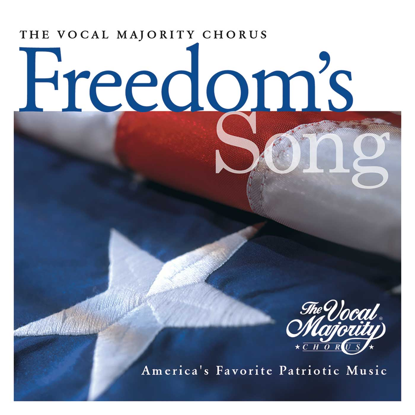 Booklet Front Cover: Freedom's Song
