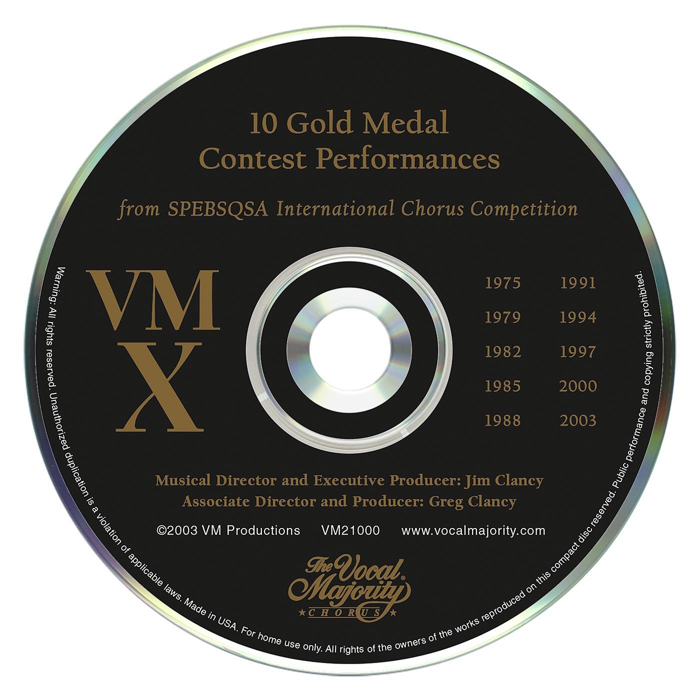 Disc Art: VM X