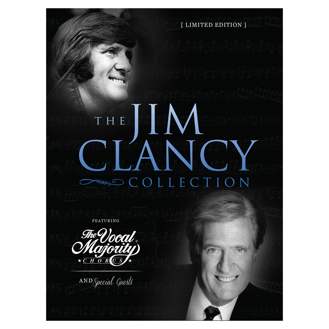 Package Front Cover: Jim Clancy Collection