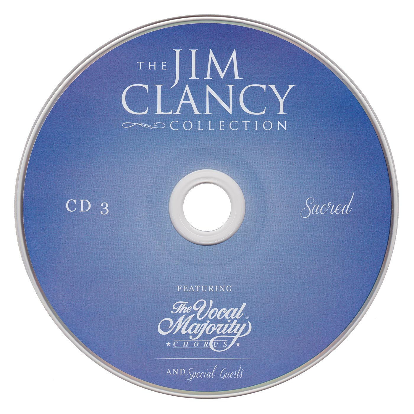 Disc Art CD 3 Jim Clancy Collection