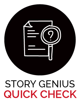 Story Genius Quick Check