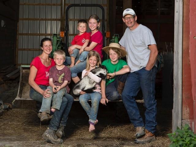 Dharma Lea Farm 100% Grassfed Organic Dairy   Cobleskill, NY