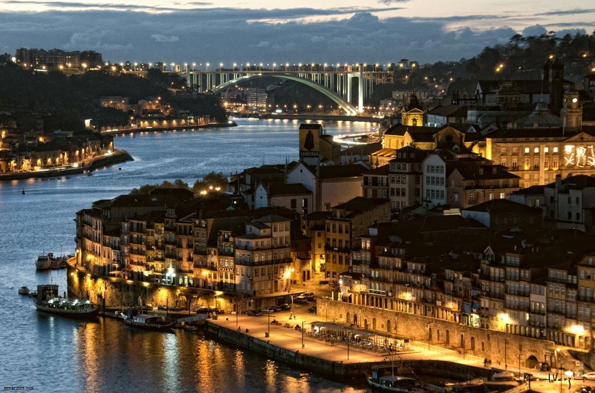Porto, Portugal from  Comoze Blog