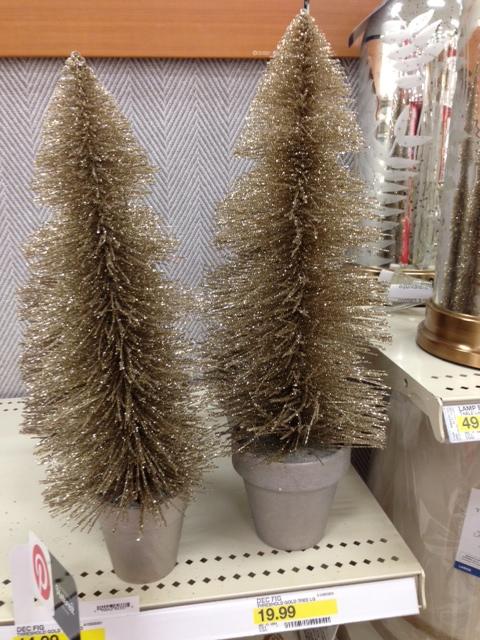 Threshold Glitter Tree