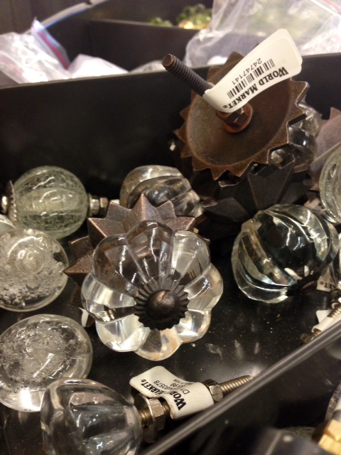 Drawer Hardware, ranging in price from $1.99 - 4.99 each