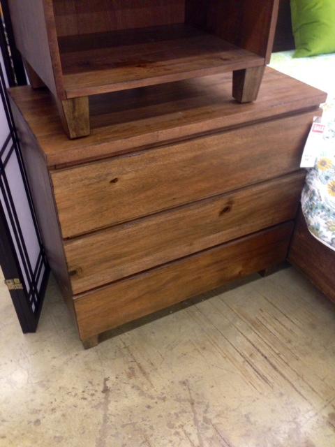 Reilly 3-Drawer Dresser, $400