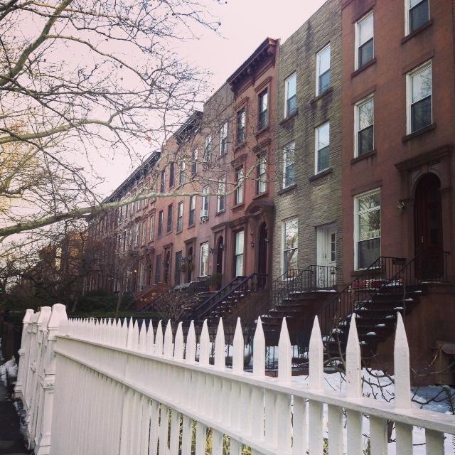 One of our favorite neighborhoods in Brooklyn, Carroll Gardens