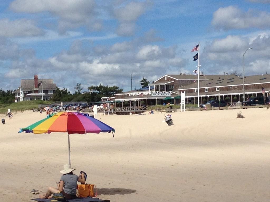 The Hamptons Beach from Tastes of the Hamptons