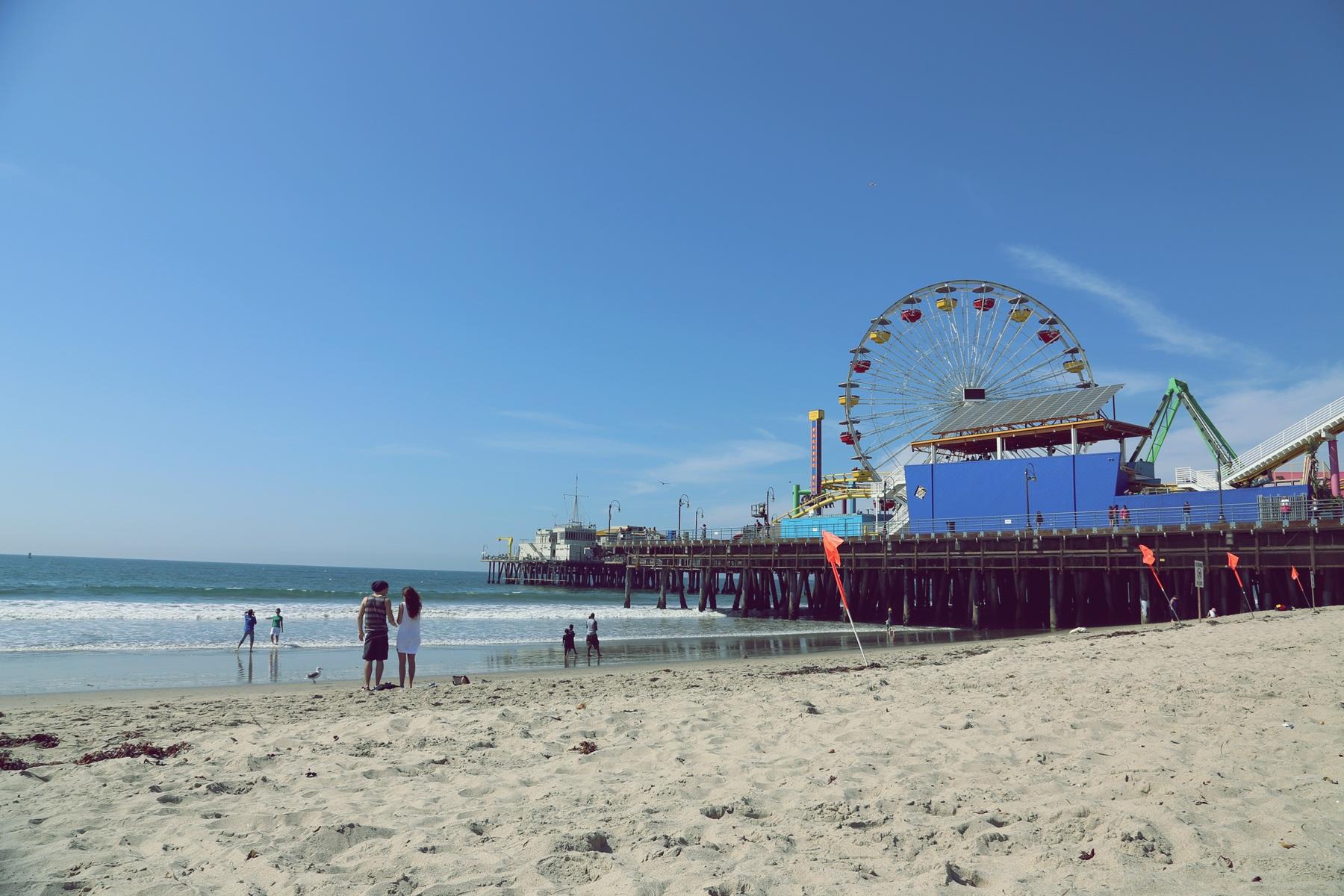 Santa Monica by Elisaho Wordpress