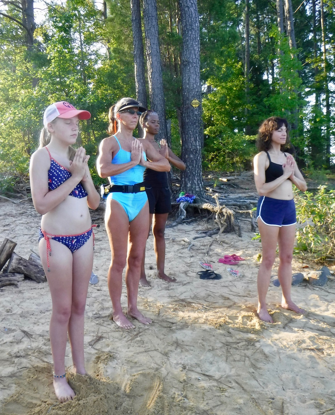 Girl's ALOHA SUP Camp 2017
