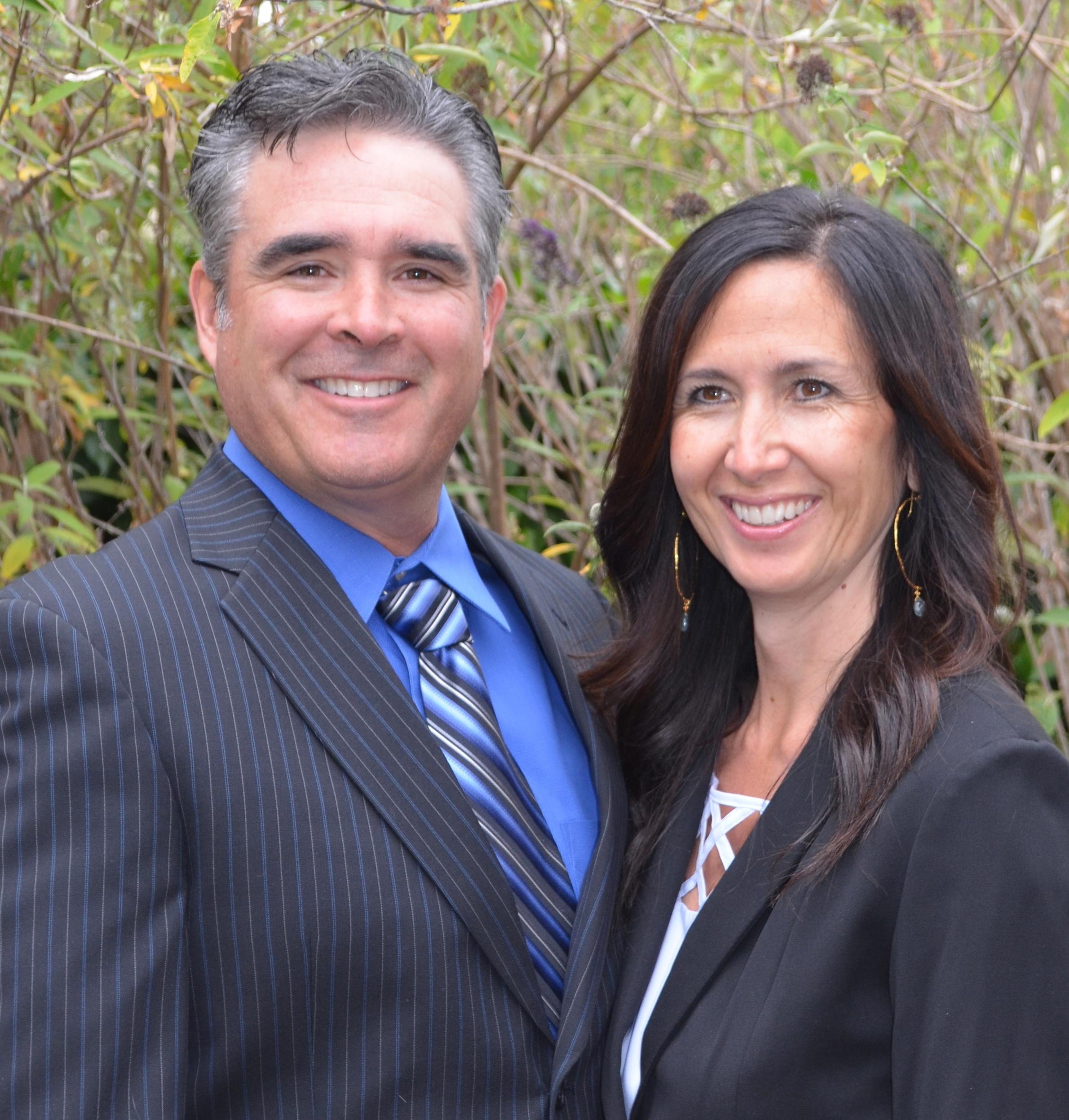 Roberta & Chris Hall, Owners