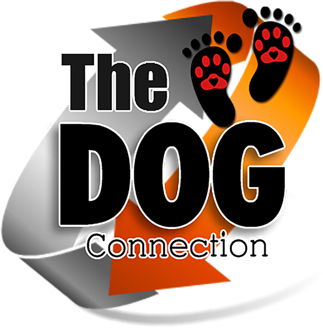 The official Dog Connection TV Logo