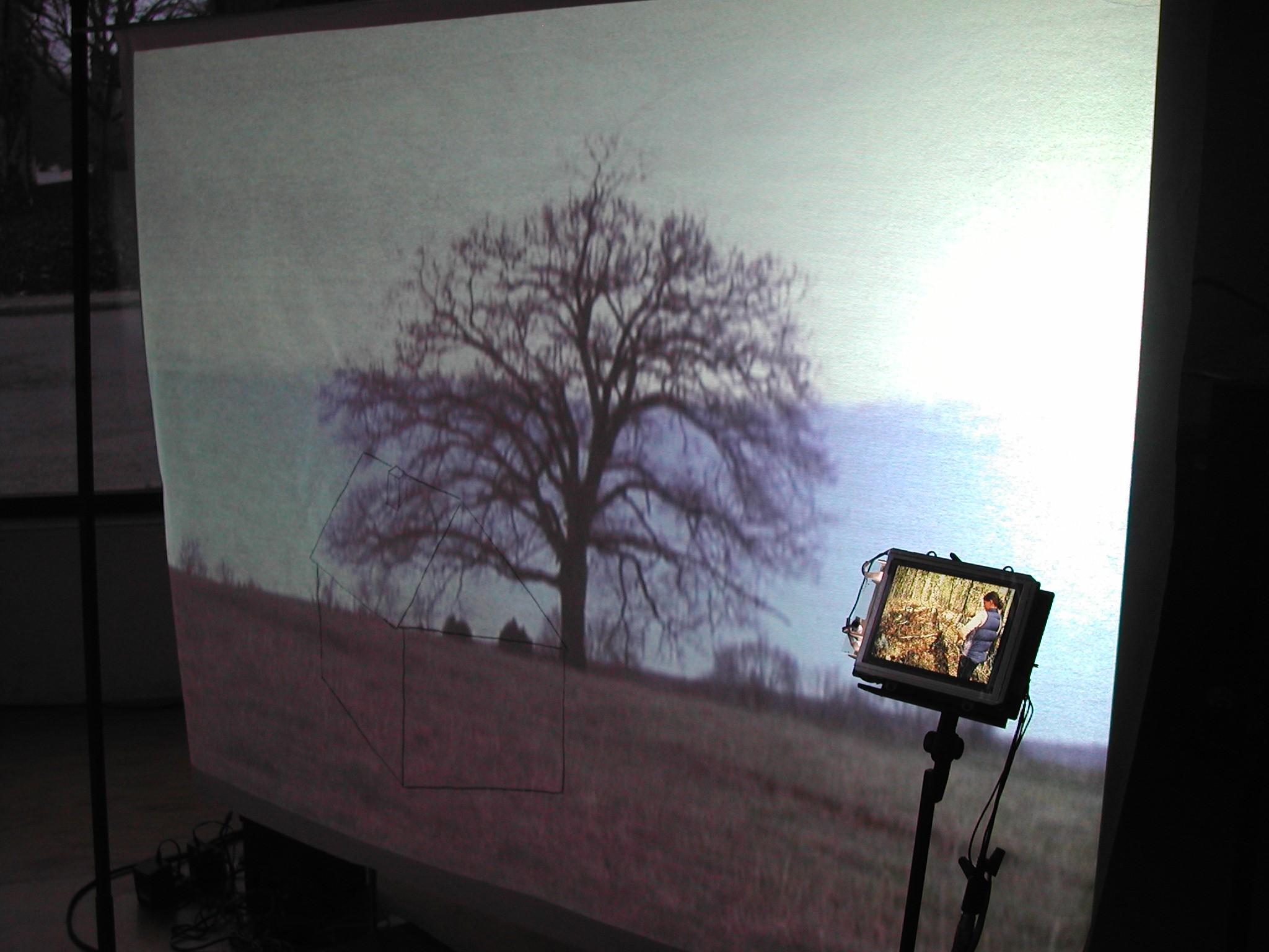 Frontier Romance   video installation