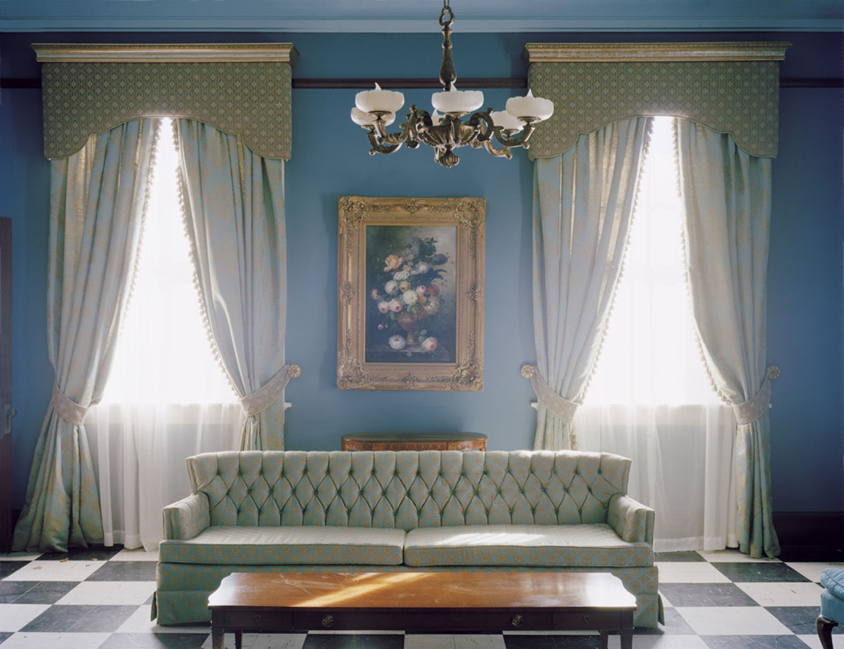 Mason Lodge No. 135, Greenwood, Mississippi  2011, archival pigment print