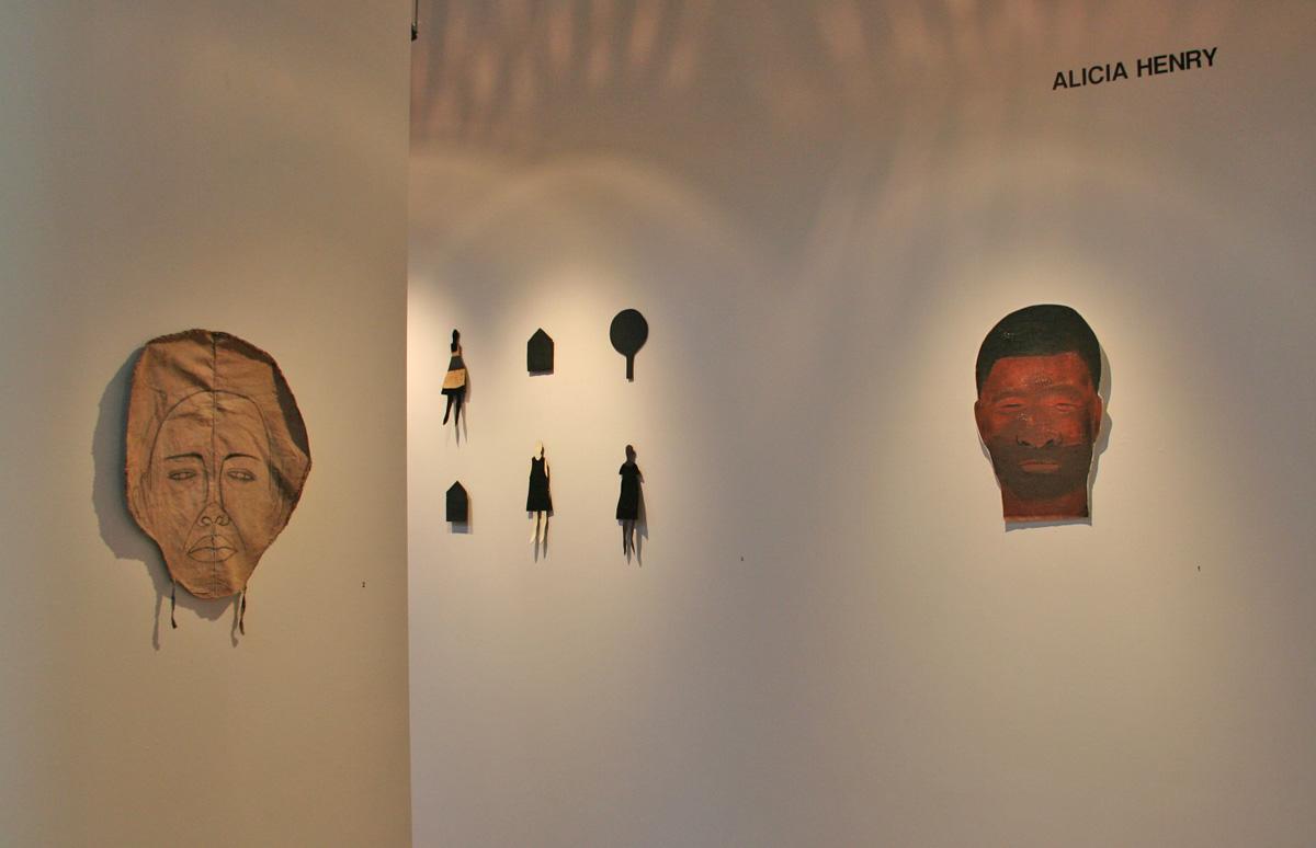 Alicia Henry Installation