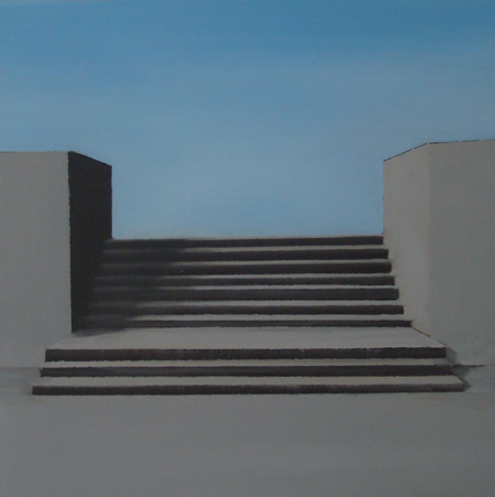 untitled (stairs #1)