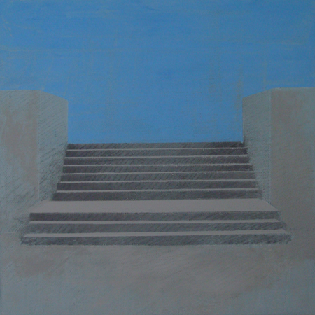 untitled (stairs 3)