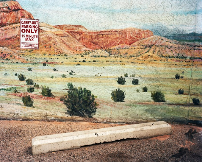 "Royal Country (Carry Out Only), C print, ed. of 12, 40""x50"""