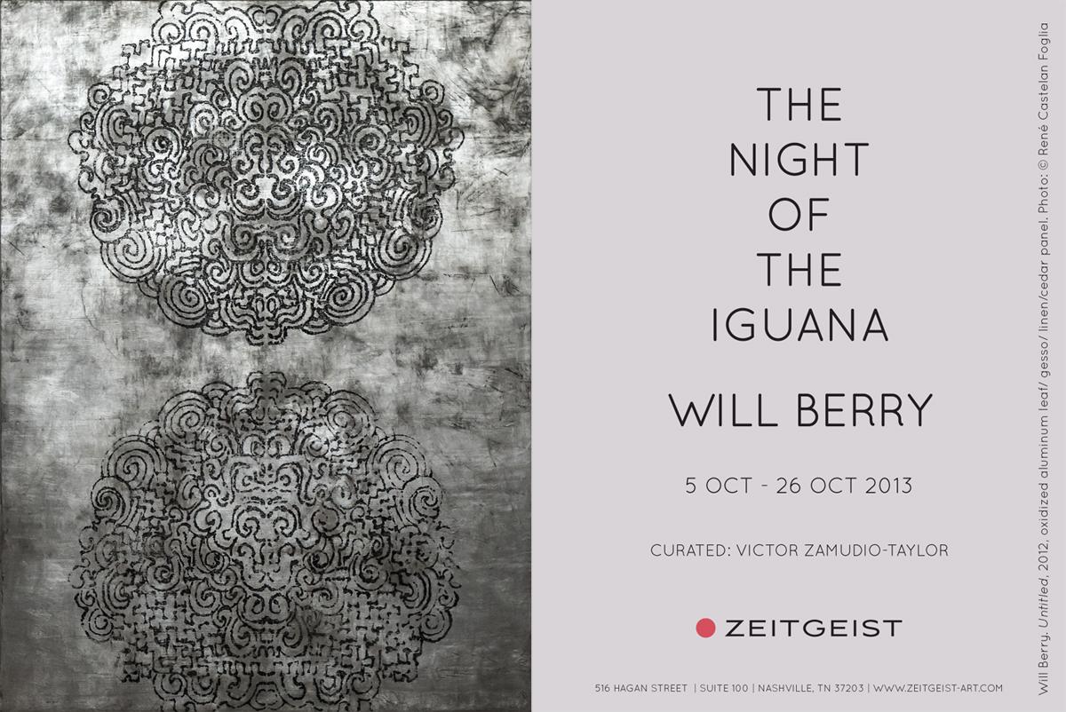 Will Berry-The Night of the Iguana. Zeitgeistjpg.jpg