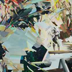Re: Surface by Karen Seapker