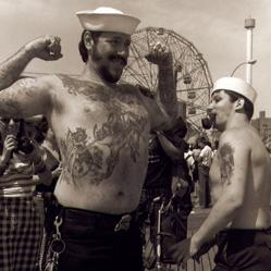 Coney Island by Peter Alan Monroe