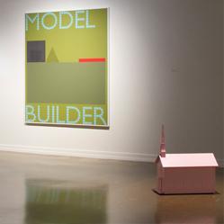 Shade Models by Patrick DeGuira