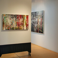 Conglomerate. New Paintings by James Perrin