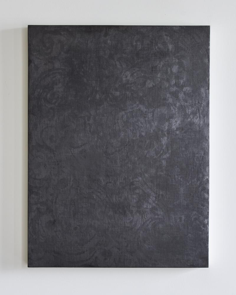 Untitled, graphite carbon, 80x60cm, 2010