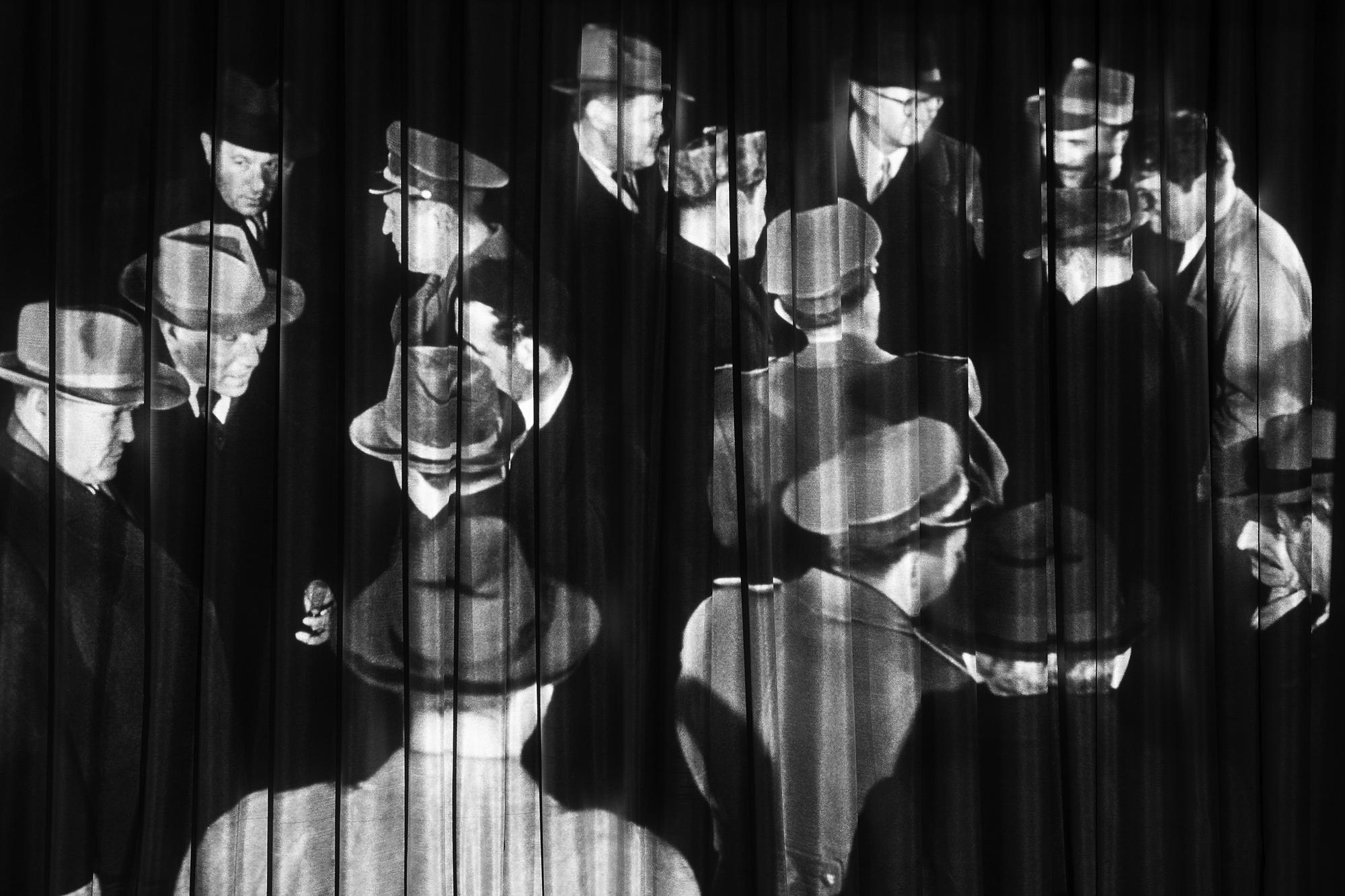 Fototeka (Projection Still III   ), Archival pigment print, 2015