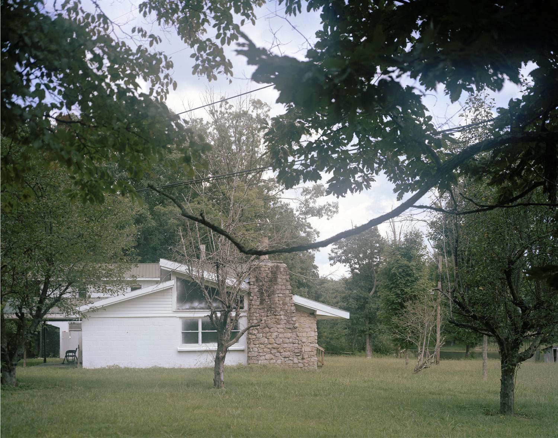 Caroline Allison- Highlander Folk School, Grundy County, Tennessee , 2015 Archival pigment print; 36 x 46 inches