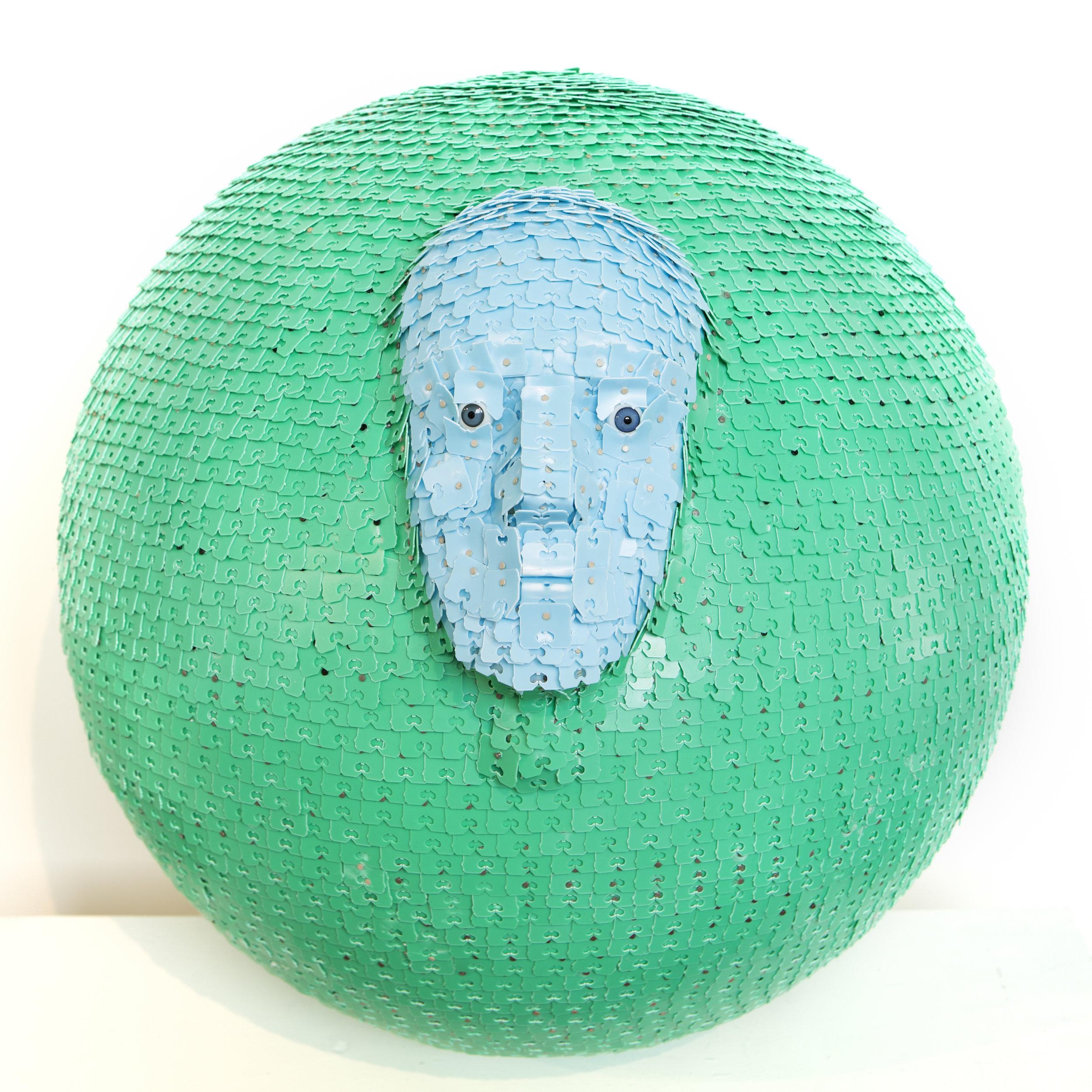 Alex Lockwood, Birth of a Blue Man