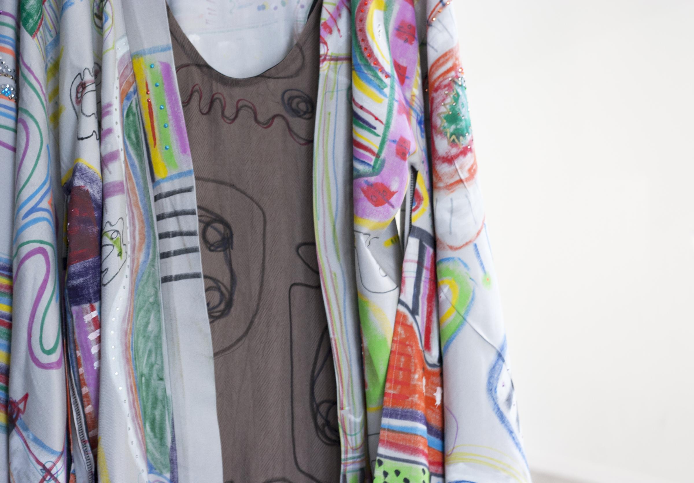 Amanda Valentine (fabric by Will Morgan Holland)