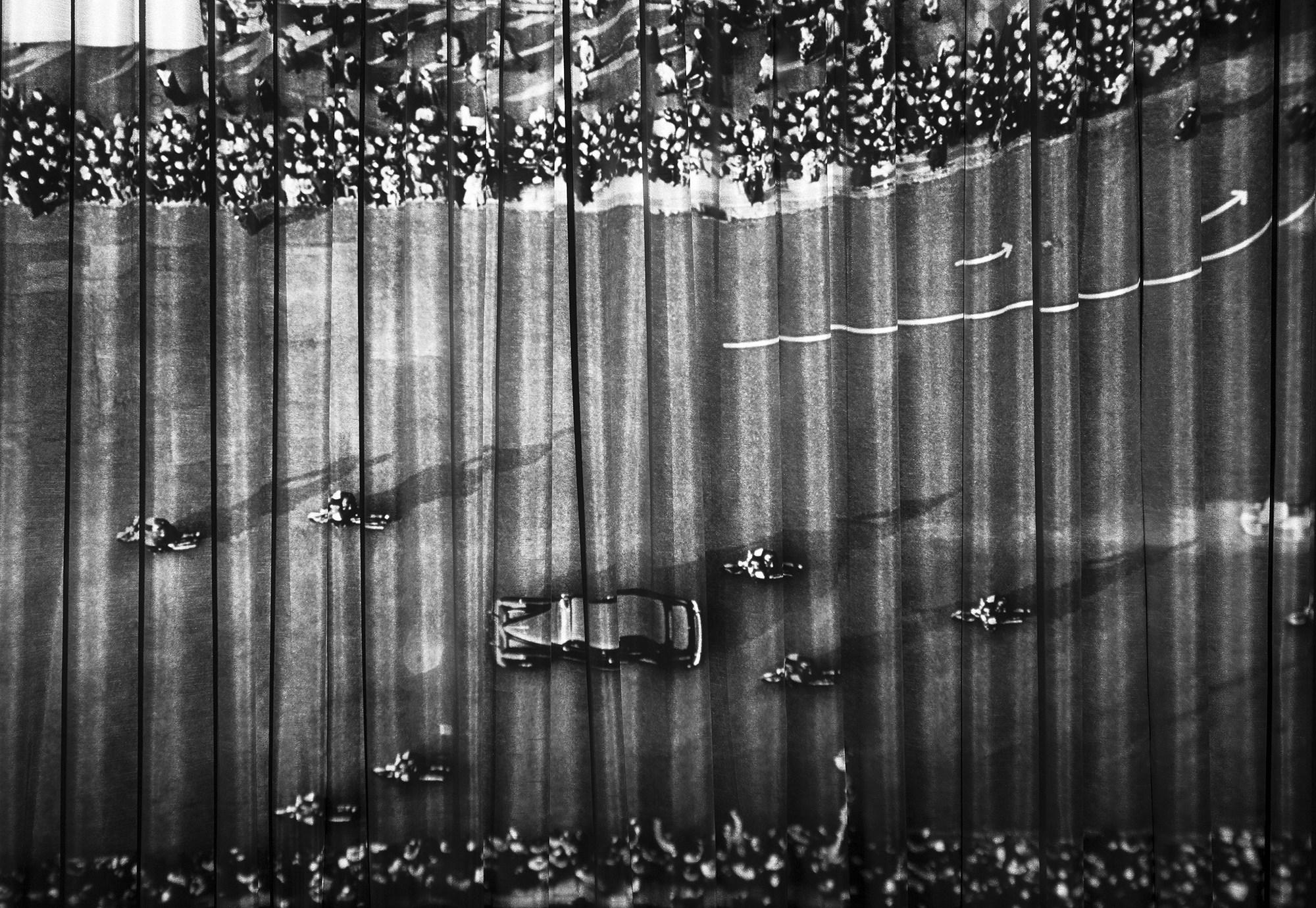 Vesna Pavlovic, Fototeka (Projection Still V)