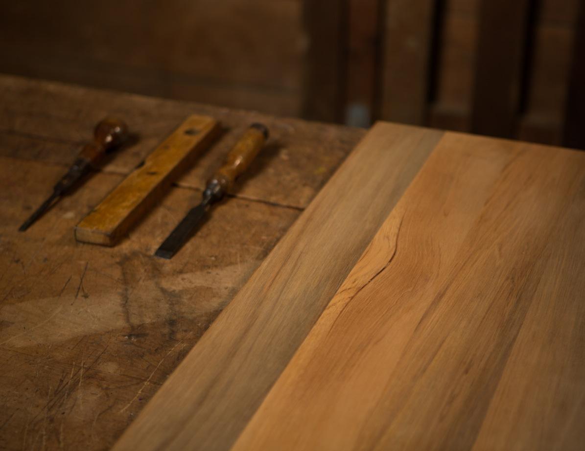 Heart Rimu 110mm T&G flooring ( Unvarnished )