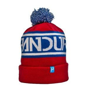 Handup Beanie - Red/White/Blue  $20