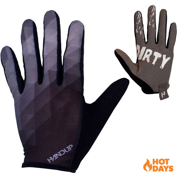 Summer Lite Gloves - Black Prizm  $28