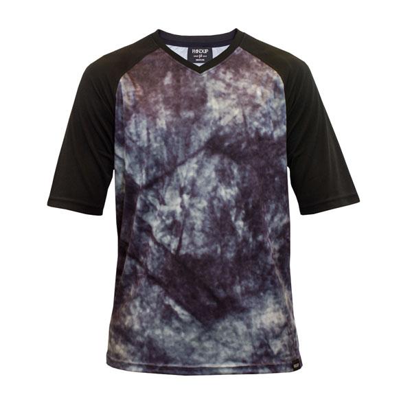 Acid Wash Short Sleeve Jersey  $38
