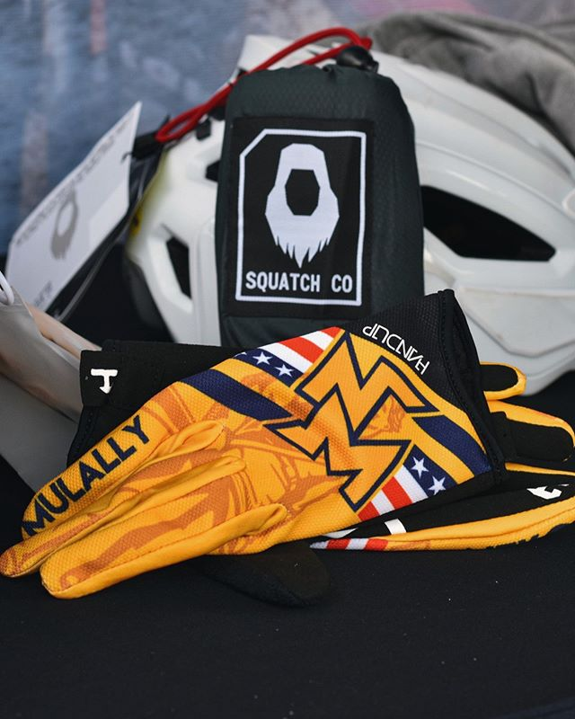 FRIDAY GIVEAWAY | We are giving away a pair of signed @nekomulally National Championship Gloves to one lucky winner and his or her ridin' buddy. Tag your trail partner this weekend and we'll pick the winner Monday Morning!