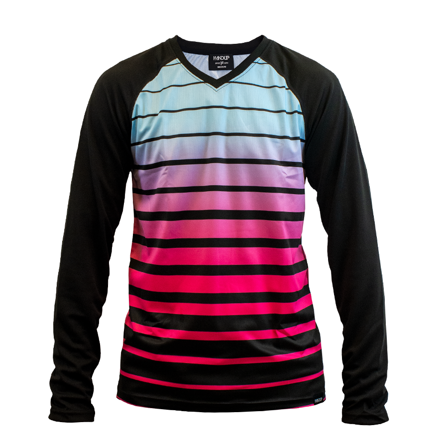 Long Sleeve Jersey - Vice Fade  $42