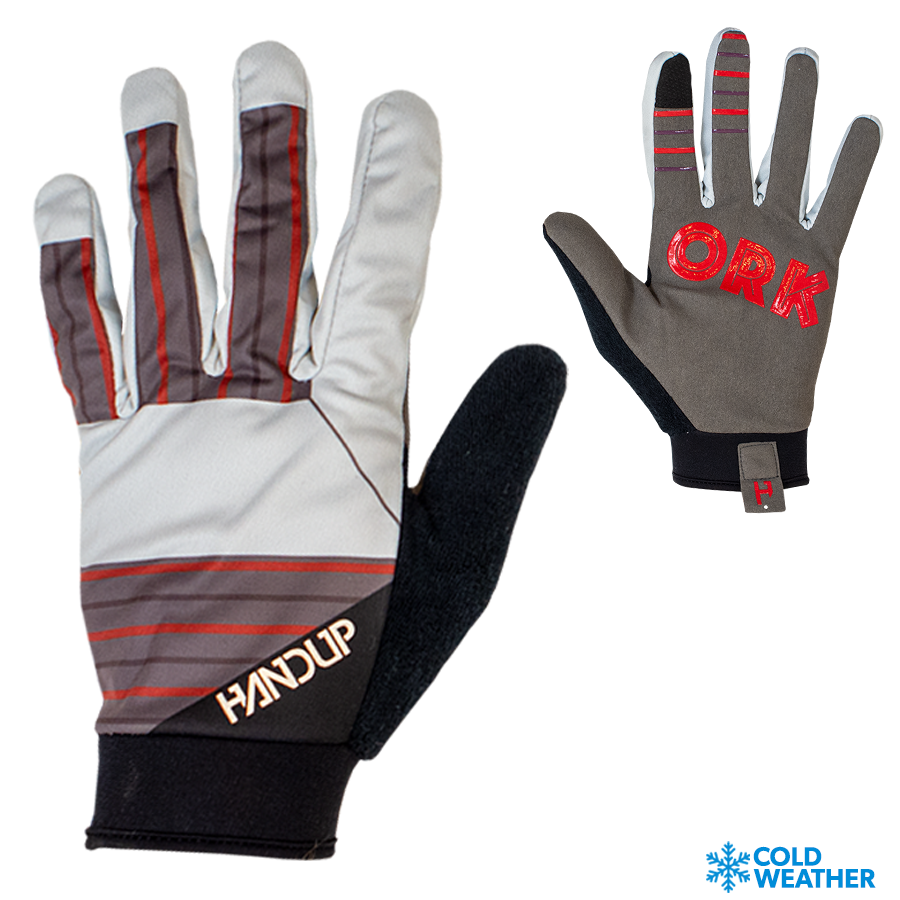 Cold Weather Gloves - Do Work - Blue Collar - Cycling Gloves - MTB Gloves - Mountain Bike Gloves  (2) 2 With Cold Weather Glove.png