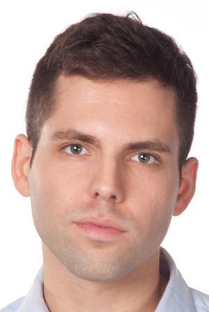Kevin Perez as Stefan.