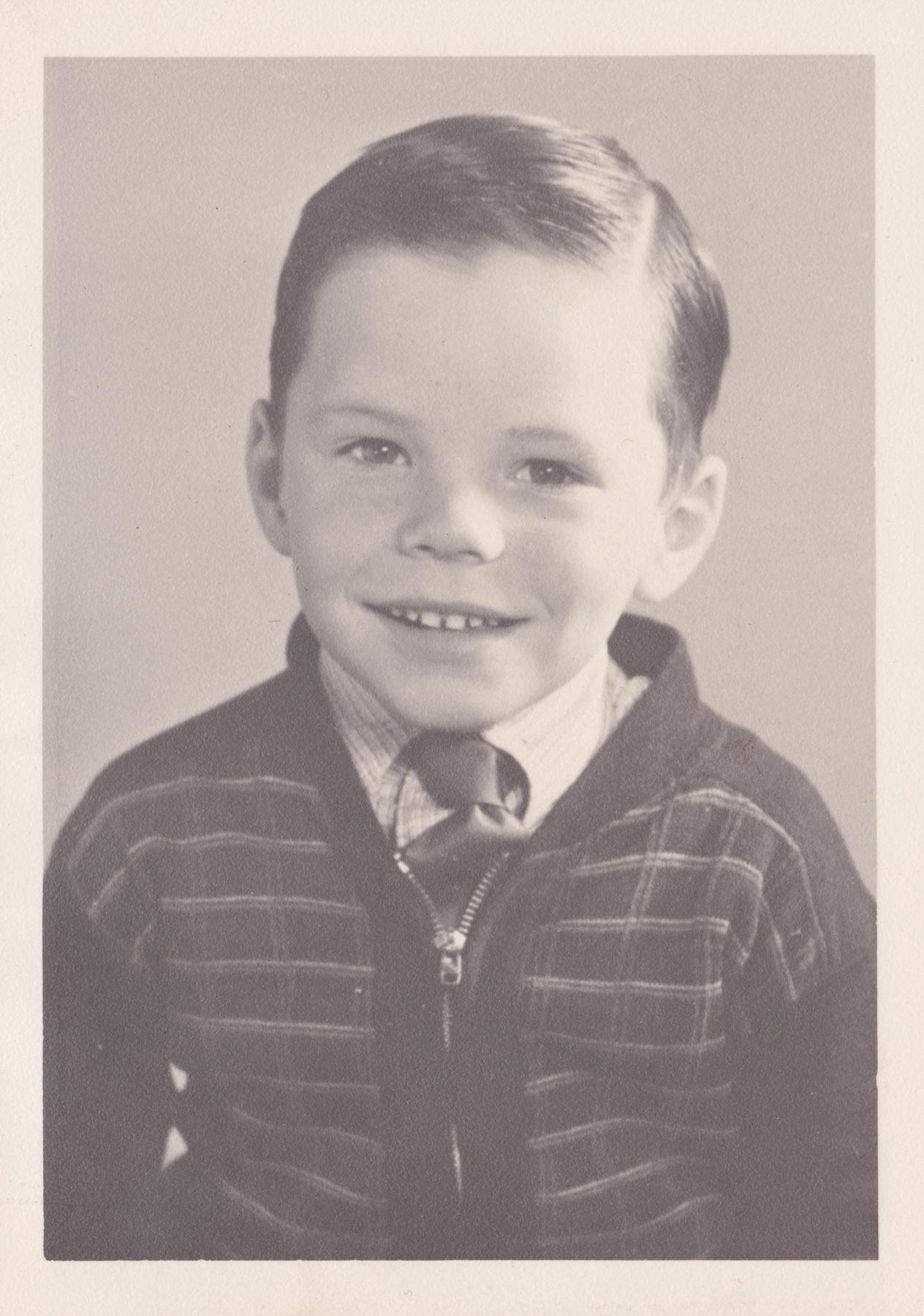 Howard Reid, date unknown