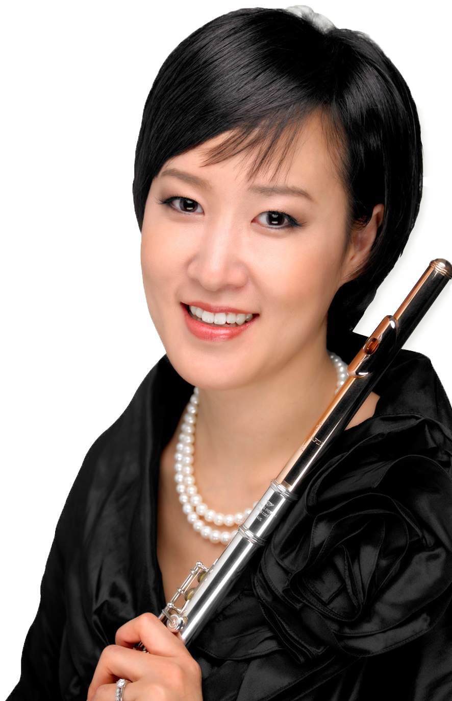 Flutist  Soo-Kyung Park    Faculty of Manhattan School of Music, Pre-College and New York University