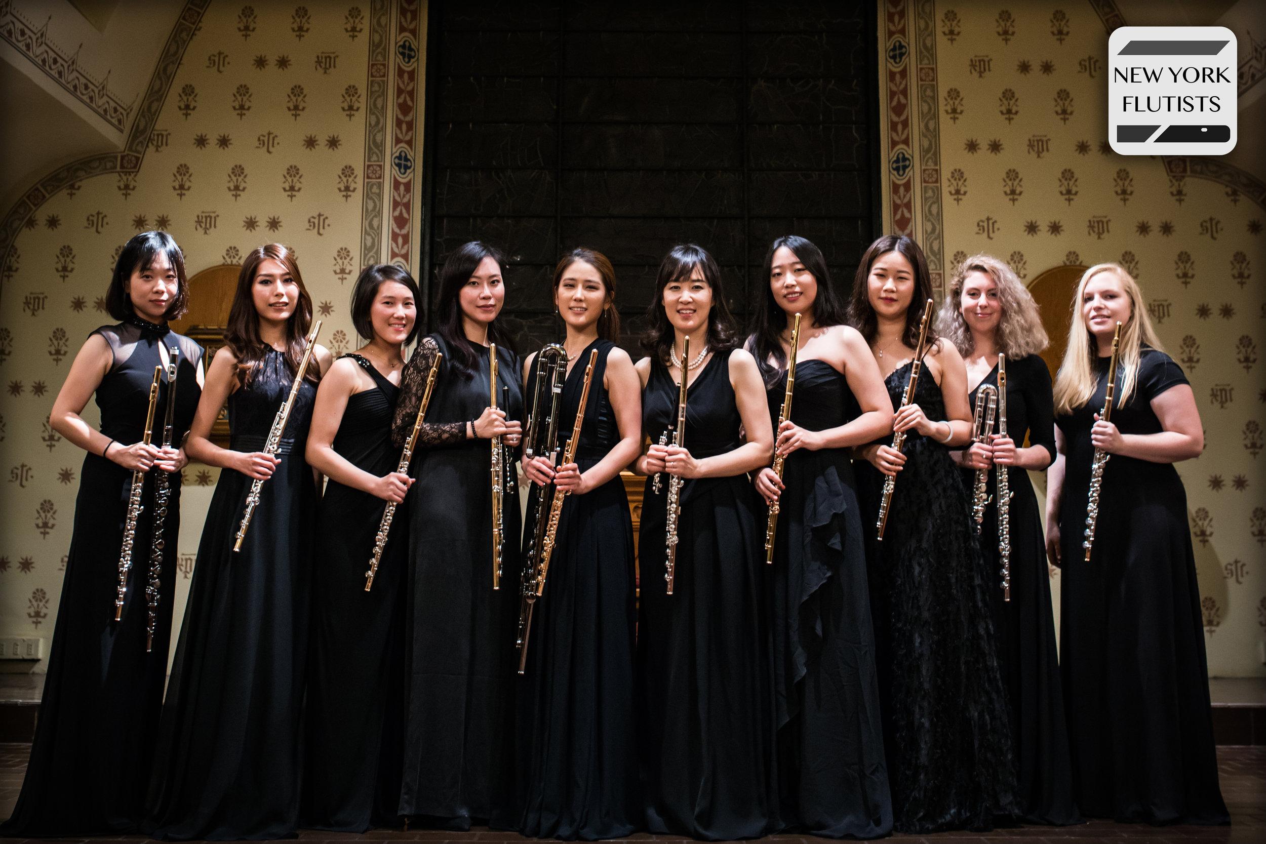 New York Flutists in Concert 2018