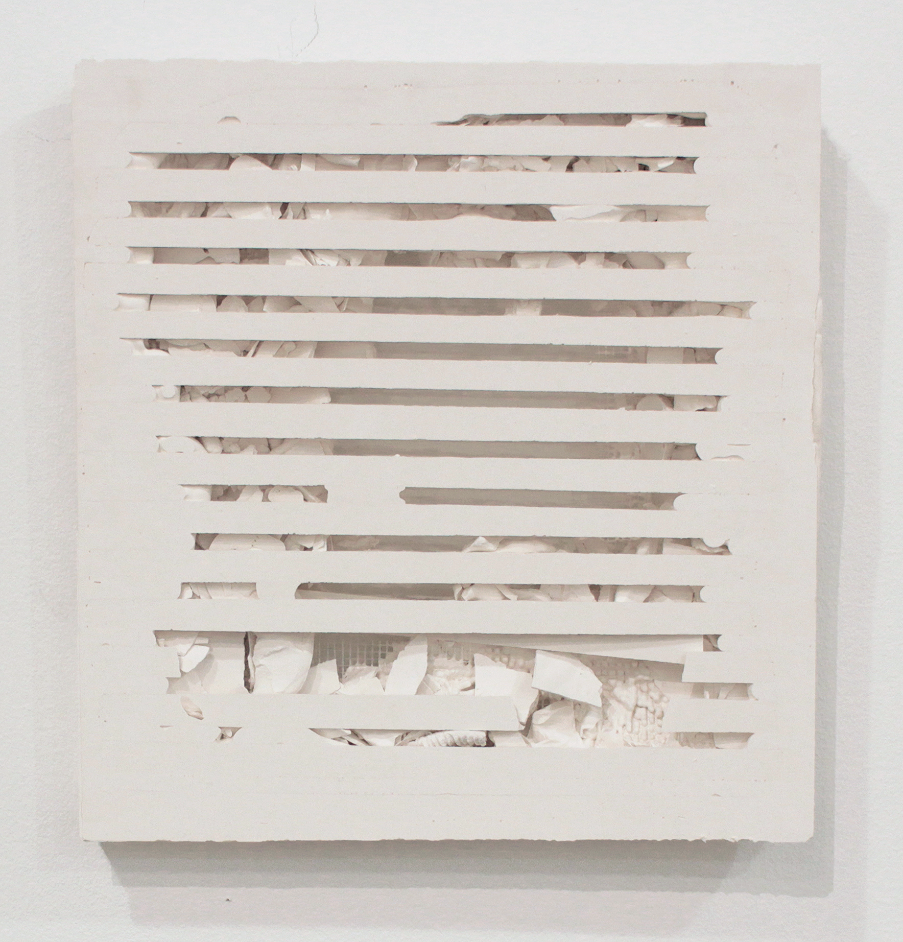 Blind Intuition, 2013