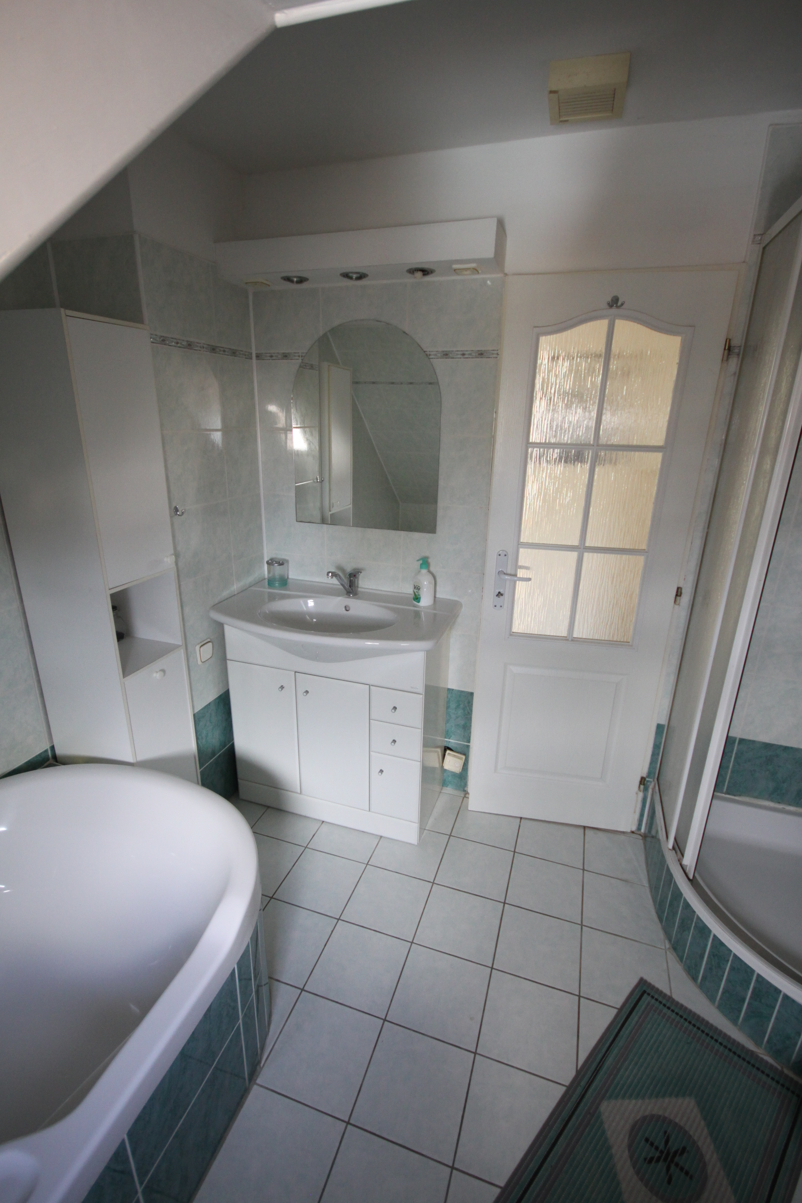 koupelna apartma